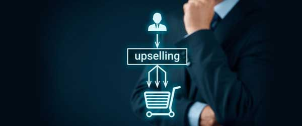 How companies can clean up with upselling