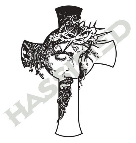 Jesus Cross Vector