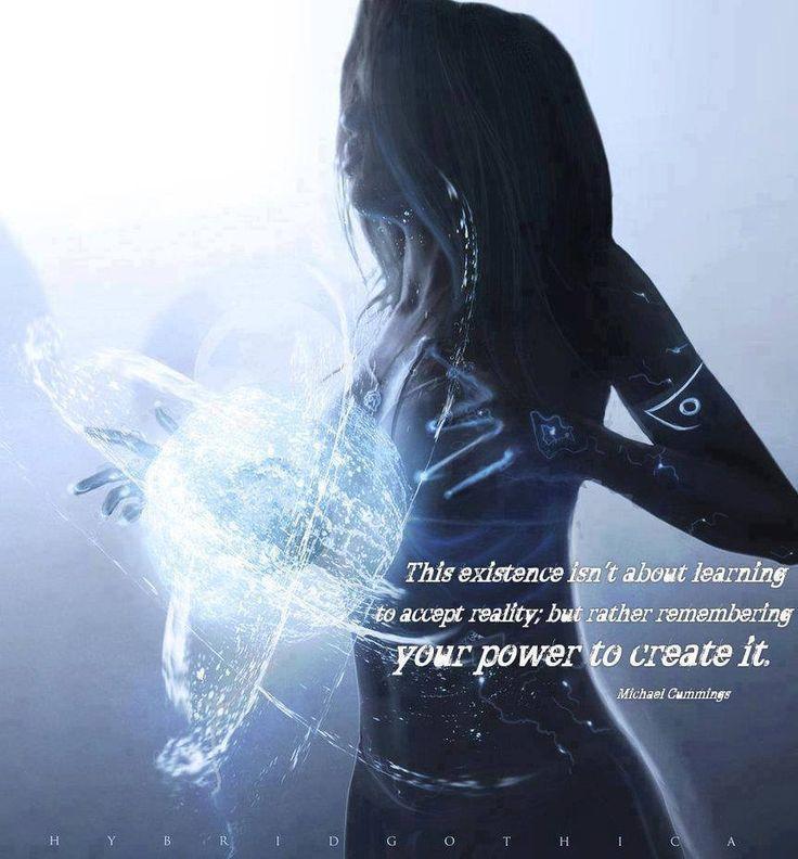 #create #reality