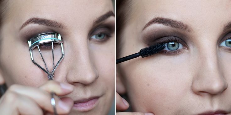 Tutorial: chocolate smoky feat. #Cailap by Mariela Sarkima #TheCurler #Curler