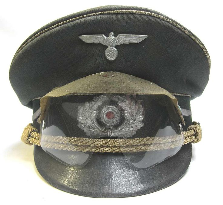 148 best german soft caps images on pinterest cap dagde peaked this is what we call a reproine a combination of reproduction genuine parts to produce rommels peaked cap it is a super german generals cap sciox Image collections