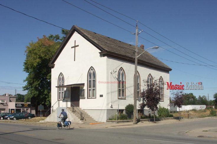 The Salem Chapel – Harriet Tubman's church needs your help