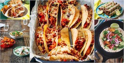 Tex Mex recepten