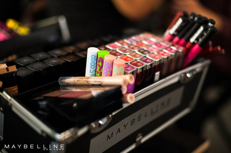 #MNY en el #MBNYFW #Makeup