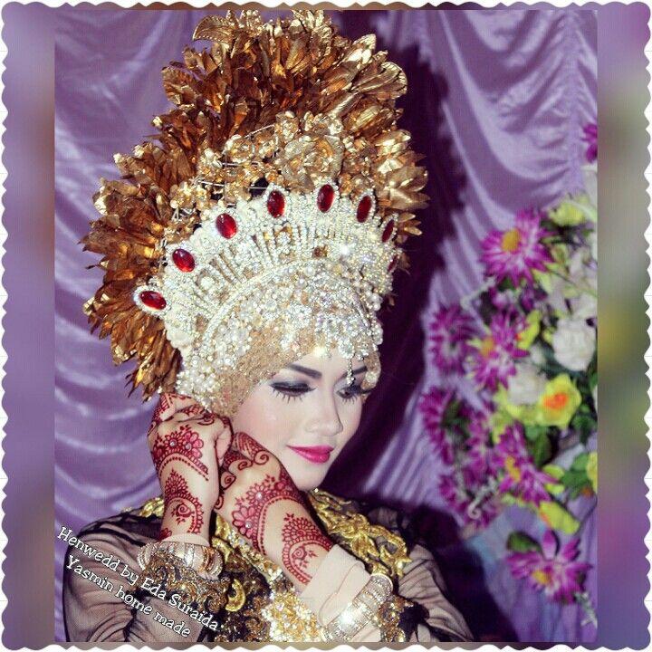 Henna wedding Ayu Annisa