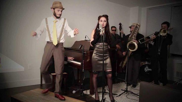 Postmodern Jukebox Version - Just (Tap) Dance - Vintage 1940's Jazz Lady Gaga Cover