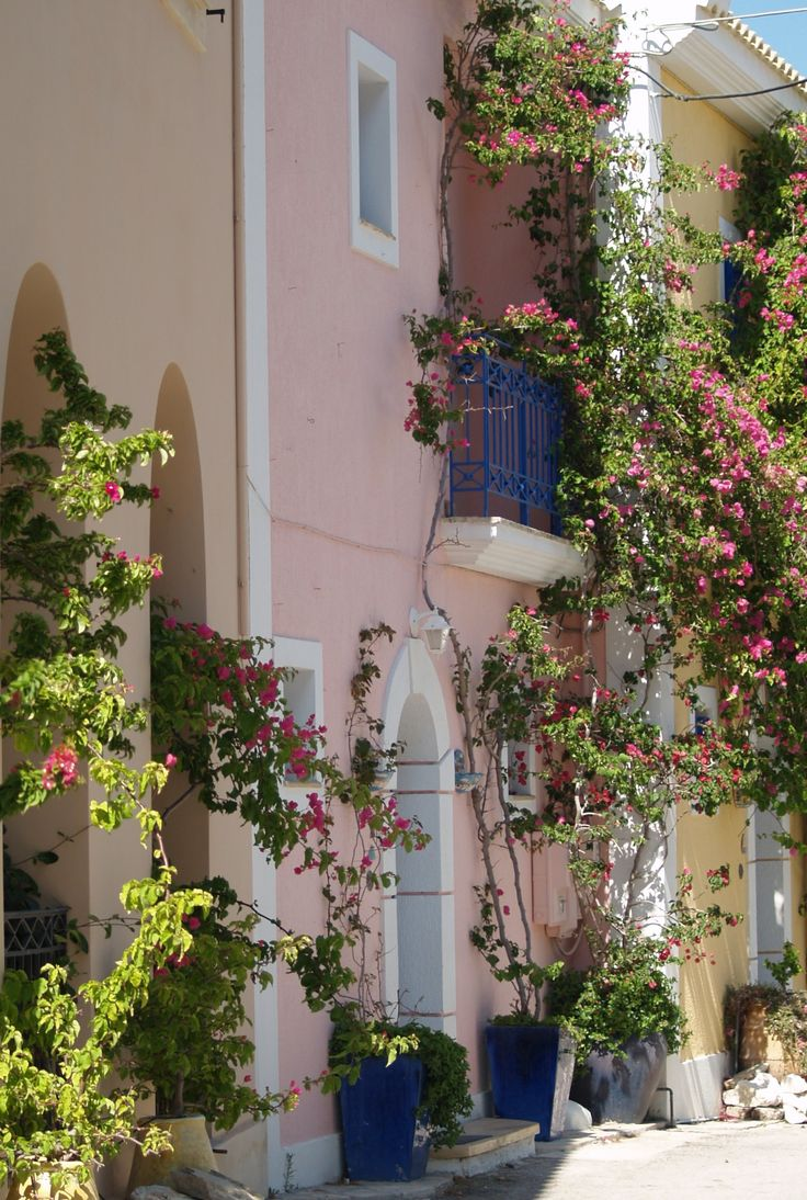 On the street where you live... I wish! #pretty #kefalonia