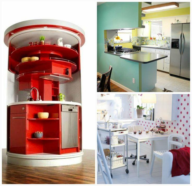 Cocinas peque 1200 1164 deco devilonion - Decoracion cocinas pequenas ...