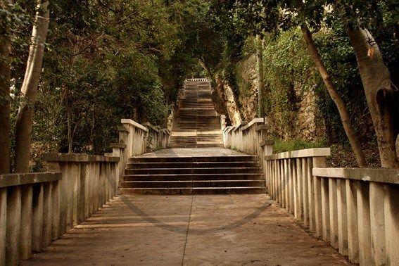 Parc Marjan, Split - Croatie | Christie Cartes   $2 - Photo de Thibaud Laroche - christiecartes.com