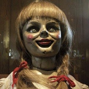 I have nightmares about this doll from the conjuring im afraid shes going to appear in my mirror,thats how good this movie was