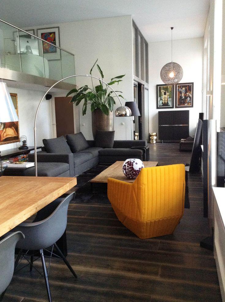 Interieuradvies Den Bosch Flexform Groundpiece Van der Donk interieur Moooi Random Vitra