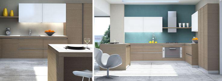 Centro Kitchen_model: Salvia