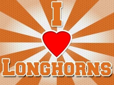 Texas Longhorns | Frank Ozmun Graphic Design | Collegiate ...