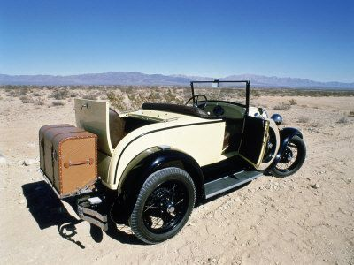 Prices for the 1928 Ford Model A Roadster ranged from US$385 for a roadster to $1400 for the top-of-the-line Town Car.