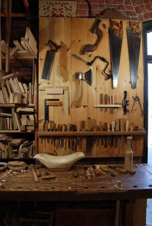 organized tool shed. more ideas to satisfy the yearning of a tool shed