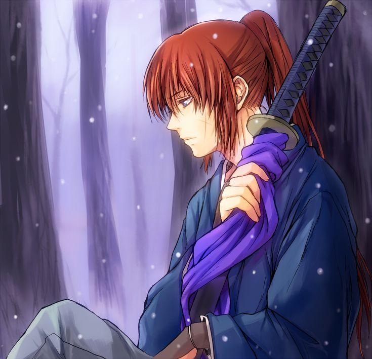 36 Best Images About Rurouni Kenshin On Pinterest