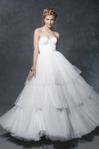 Ivy & Astor at Lovely Bridal: http://www.stylemepretty.com/tri-state-weddings/2015/02/20/ivy-aster-at-lovely-bride/