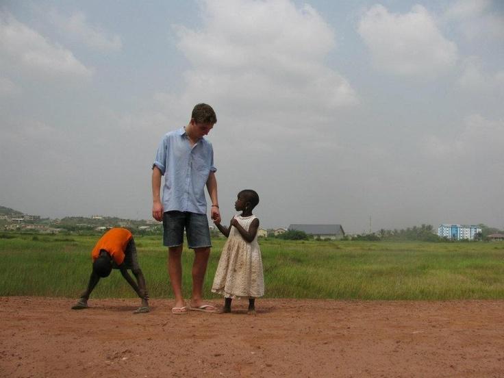 MIchael in Africa