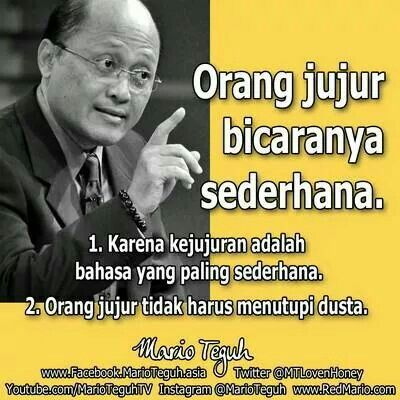 120 best mario teguh golden ways images on pinterest mario quotes mario teguh reheart