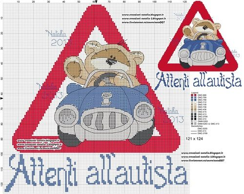 Attenti all'autista