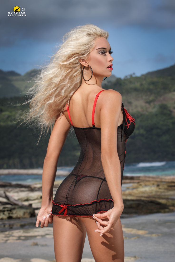 LIngerie image / product / Las Galeras, Playa Rincon