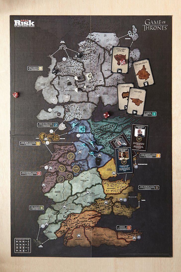 Resultado de imagen para risk juego game of thrones