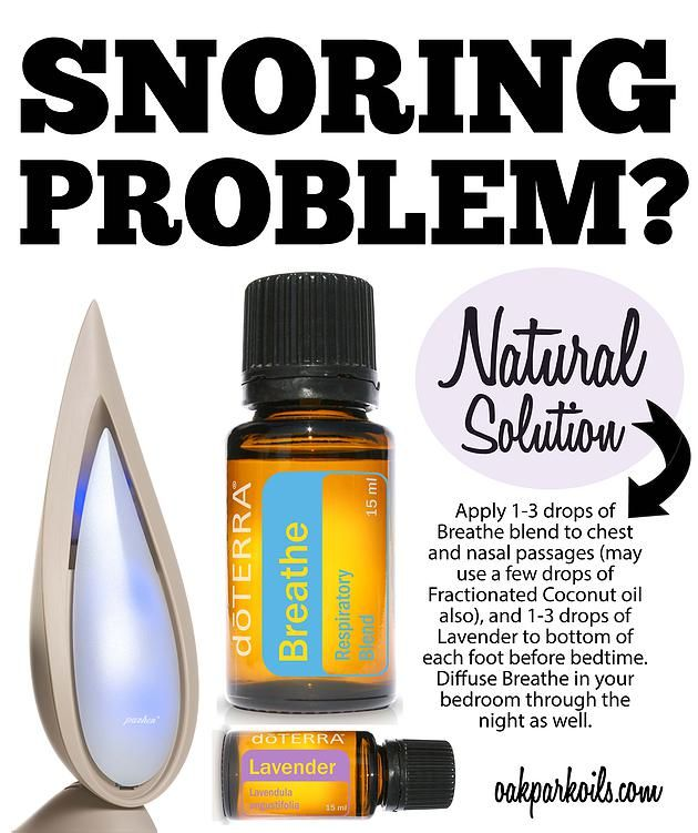 Signs That Prove Your Partner Is a Habitual Snorer Essential Oils in Oak Park, Illinois | How to stop snoring!