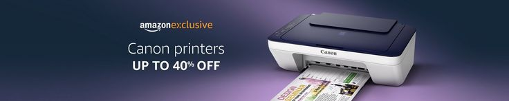 Canon Printers & Ink for sale.