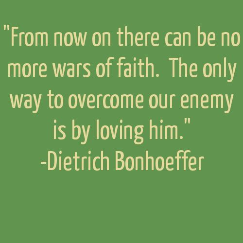 How Can Christians Overcome Their Enemies? - Godly Quotes   for the Christian life
