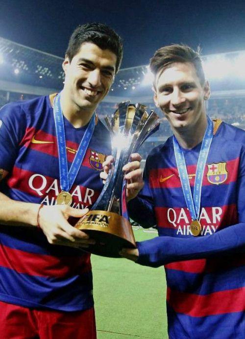 El FC Barcelona gana la Copa Mundial de Clubes de tres veces