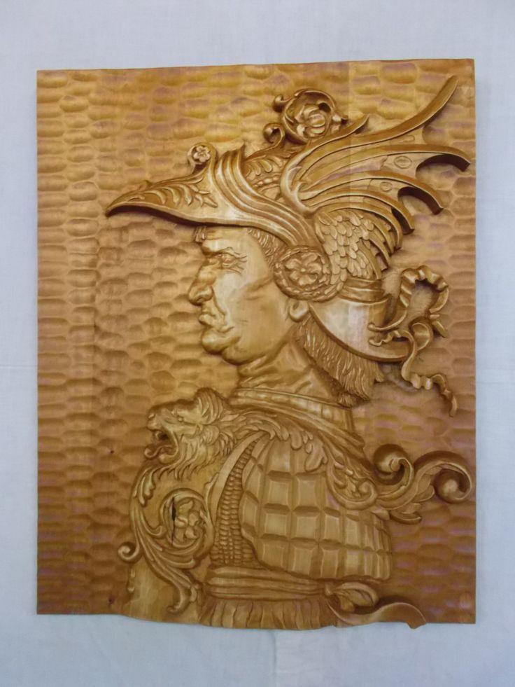 Relief - theme by L. Da Vinci - Condotiere scatch