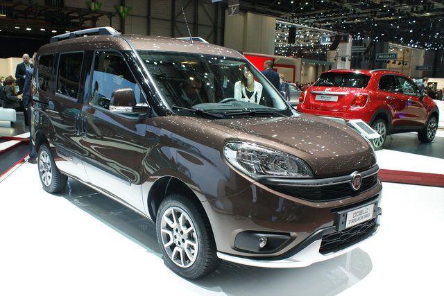 Rinnovata lo scorso dicembre, la gamma della multispazio Fiat Doblò si allarga oggi con la versione Trekking.