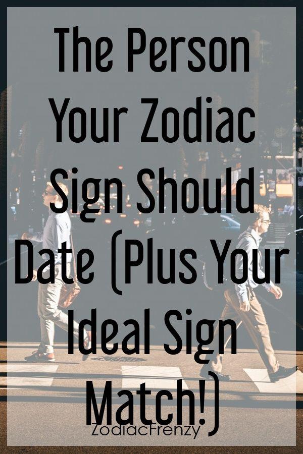 What zodiac sign should a libra date