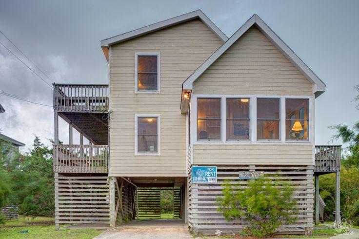 Beach Bums Fka Down Winder 698 4 Bedroom Oceanside House Obrrentals Salvo Outer Banks