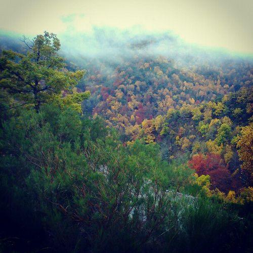 """Colores de otoño"" (Rioscuro - Laciana) by Jennifer Manteca"