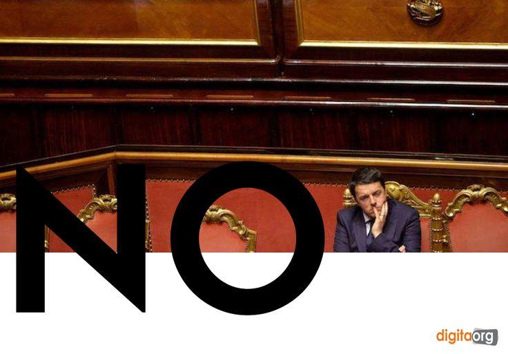 E finalmente Renzi se ne torna a casa, dopo un fallimentare governo senza legittimazione popolare, ieri, 4 dicembre 2016, l'Italia ha finalmente deciso. Tale risultato deve essere comunque letto seguendo due parallele principali: la prima è che la carta Costituzionale muove sempre le coscienze ...