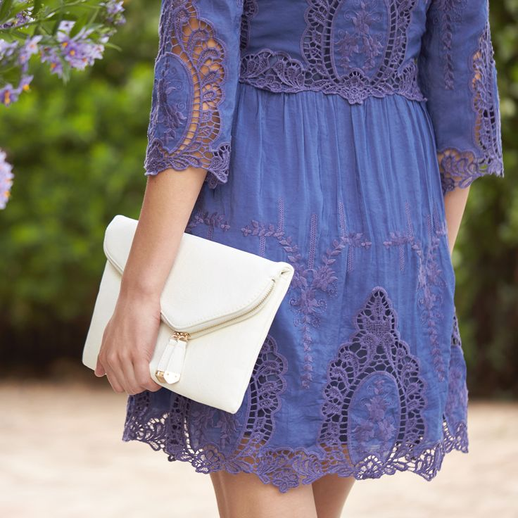 Midsummer-night dreamy! Request romantic crochet for hot (weather) date nights in your next Fix.