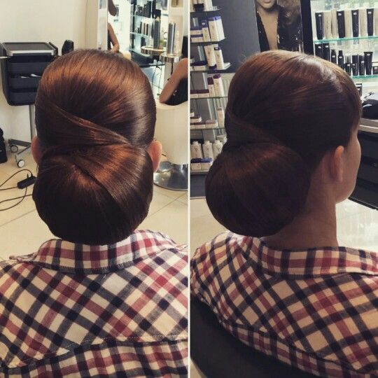 #Clasic #hairstyle #hairup