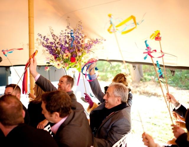 Geheime real wedding, een groot succes | ThePerfectWedding.nl
