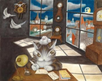 Dayan the cat, Wachifield