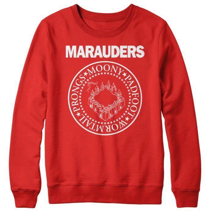 Marauders - Sweatshirt/ Guys! I just found out Im going to universal studios next february!
