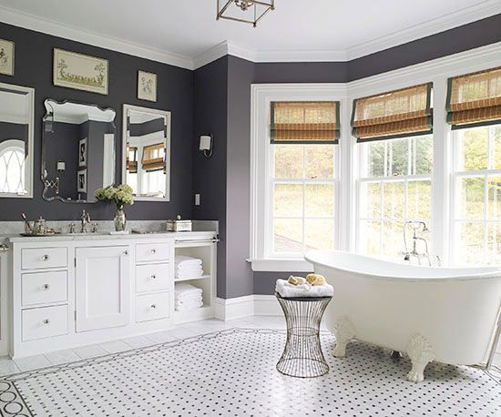 Soothing Bathroom Color Schemes Pictures