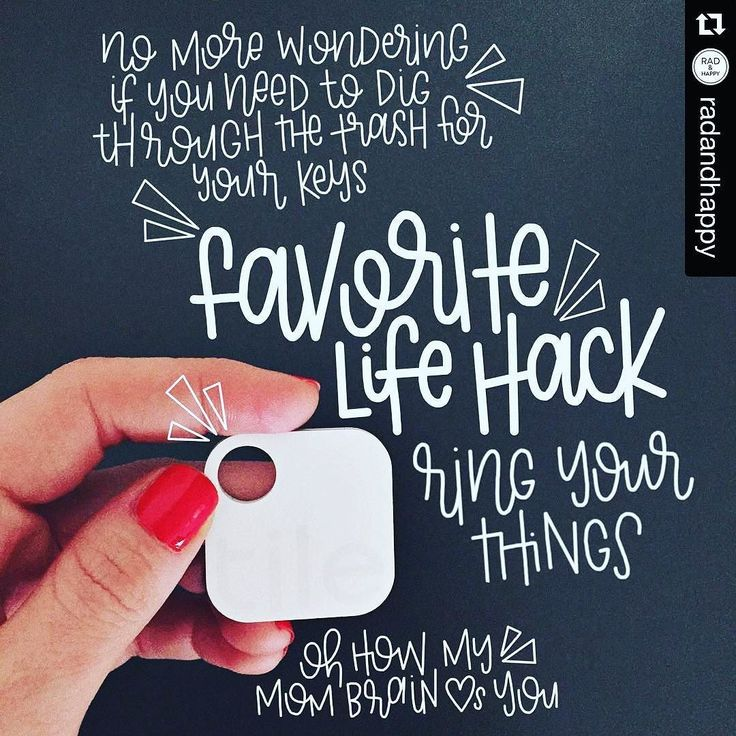 """#Repost @radandhappy Ok I lose stuff. Daily. My husband bought this for me and I'm in love. You can put one on your keys in your wallet on your bike etc and you can """"call"""" it from your phone. I spend so much less time looking for my keys when my kids (or I) have mysteriously put them somewhere. (Or when they are exactly where there should be and I forget to look there) And you can use the tile to call your phone too. Game changer guys. // He bought mine at target in a pack of 4.  @tiledit…"""