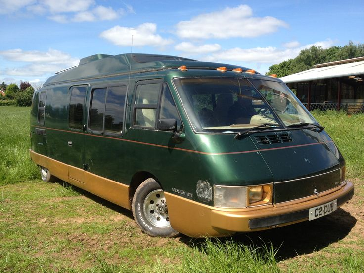 Vixen RV for sale - http://www.classic-campers.co.uk/id145.html