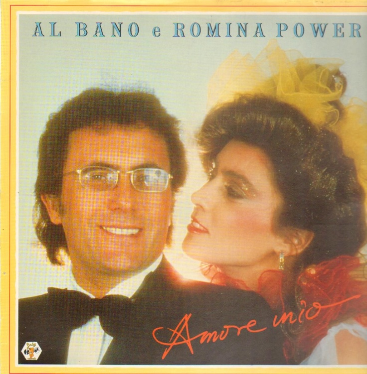 Al bano and romina power italo disco duet i just for Al bano e romina power