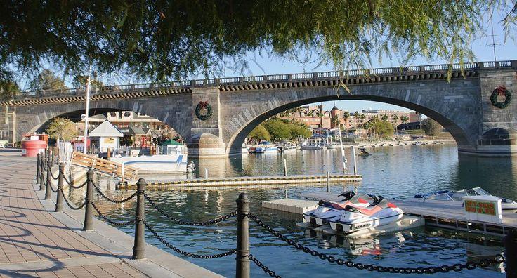 London Bridge - Lake Havasu City