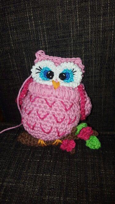 Amigurumi Uggla : 91 best images about Virkat av mig - Crochet by me on ...