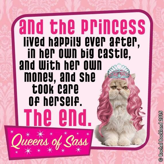 My kind of fairytale!  #QueensOfSass