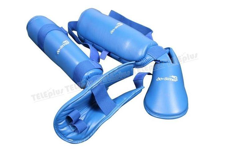 Do-Smai Karate Ayak Üstülü Kaval Koruyucu KO-437 - 210 gr/m² PU sıvalı kırmızı ve mavi sun'i deriden üretilmiştir. Özel dolgulu, lastik ve cırtlıdır.  S - M - L - XL bedenler mevcuttur. - Price : TL74.00. Buy now at http://www.teleplus.com.tr/index.php/do-smai-karate-ayak-ustulu-kaval-koruyucu-ko-437.html
