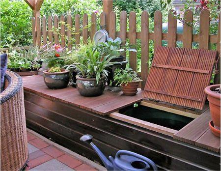 15 besten balkon bilder auf pinterest balkon garten terrasse und kleine g rten. Black Bedroom Furniture Sets. Home Design Ideas